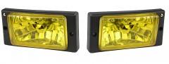 Противотуманные фары для LADA 2110-12 комплект (Dlaa) DB-Y