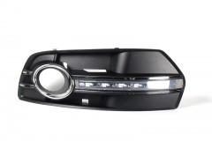Дневные ходовые огни для Audi Q5 до 2013 (LED-DRL)