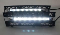 Дневные ходовые огни для BMW 7 F01/F02 2008-2015 (LED-DRL)