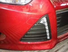 Фото 3 - Дневные ходовые огни для Ford Focus '12- V2 (LED-DRL)