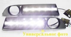 Дневные ходовые огни для Ford Edge '12-16 (LED-DRL)