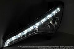 Фото 5 - Дневные ходовые огни для Kia Sportage '10-15 (ПТФ) (LED-DRL)
