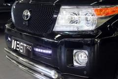 Дневные ходовые огни для Toyota Land Cruiser 200 '12- (BGT-Pro)