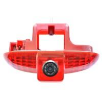 Штатная камера заднего вида в стоп сигнал Prime-X TR-16 для Renault Kangoo '01-14
