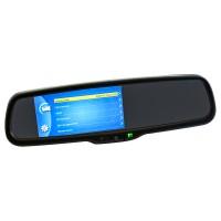 Зеркало заднего вида со встроенным монитором Prime-X 050DMD с автозатемнением
