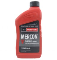 Масло трансмиссионное Motorcraft Mercon V ATF&PSF (XT5-QMC), 0,946 л.