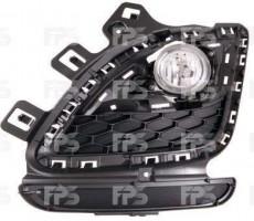 Противотуманная фара для Mazda 6 '10-12 правая (DEPO) GDK551680