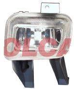 Противотуманная фара для Opel Astra F '94-98 правая (DEPO) 1710088