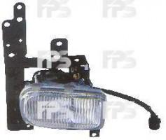 Противотуманная фара для Mazda 323 C (BA) '95-98 правая (DEPO) 450730-2