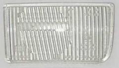 Стекло фары противотуманной для BMW 5, E34 '88-97 левое HS1-P