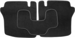 Фото 4 - Коврики в салон для Chrysler Sebring '01-10 текстильные, черные (Люкс)