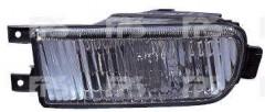 Стекло противотуманной фары правое для Audi 100 '91-94 HS2-E