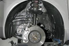 Подкрылок передний левый для Toyota Camry V40 '06-11 (Novline)