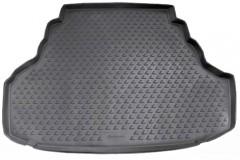 Коврик в багажник для Lexus ES 350 '06-12, полиуретановый (Novline / Element) серый