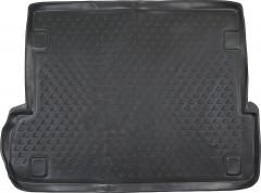 Коврик в багажник для Lexus GX 460 '09-, 7 мест, полиуретановый (Novline / Element) черный