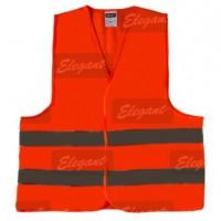 Жилет безопасности светоотражающий Elegant EL 100 503