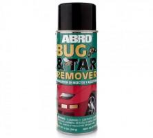 ABRO Очиститель кузова от насекомых и битума ABRO BT-422, 340г
