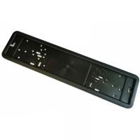 Рамка номерного знака RT-25351, черная (Milex)