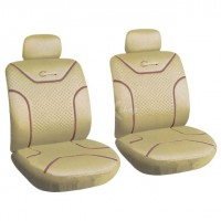 Универсальный набор чехлов на передние сиденья MILEX Classic , бежевый