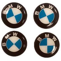 Колпачки на диски для BMW KOD 004 60*55 мм (4 шт.)