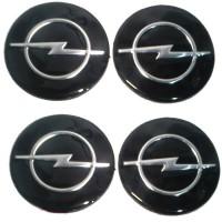Колпачки на диски для OPEL KOD 004 60*55 мм (4 шт.)
