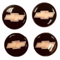 Колпачки на диски для CHEVROLET KOD 004 60*55 мм (4 шт.)