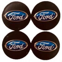 Колпачки на диски для FORD KOD 004 60*55 мм (4 шт.)