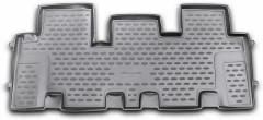 Novline 3й ряд ковриков в салон для Kia Sorento '10-13 XM полиуретановые (Novline)