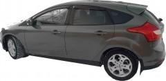 Дефлекторы окон для Ford Focus III '11-, хетчбек/седан (EGR)
