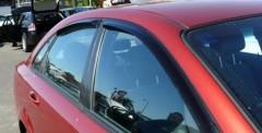 Дефлекторы окон для Chevrolet Lacetti '03-12, седан (EGR)