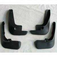 Брызговики для Nissan NV200 '09-, полиуретановые, полный комплект (ASP)