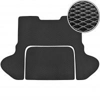 Коврик в багажник для Mazda RX-8 '03-08, EVA-полимерный, черный (Kinetic)