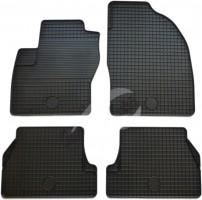 Коврики в салон для Ford C-Max '11- резиновые, черные (Doma)