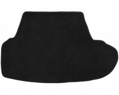 Коврик в багажник для Infiniti Q50 '14- с запаской, текстильный, черный (Optimal)
