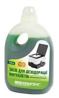 Жидкость для био туалетов дезодорирующая Кемпинг (для верхнего бака)