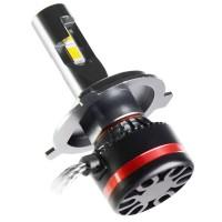 "Фото товара 4 - Автомобильные лампочки H4/HB2 BI, 45 Вт, 5000К MLux LED ""Red Line"" (2 шт.)"