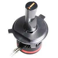 "Фото товара 5 - Автомобильные лампочки H4/HB2 BI, 45 Вт, 5000К MLux LED ""Red Line"" (2 шт.)"