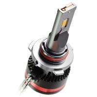 """Фото товара 5 - Автомобильные лампочки HВ3, 45 Вт, 4300К MLux LED """"Red Line"""" (2 шт.)"""