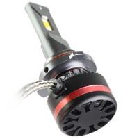 """Фото товара 4 - Автомобильные лампочки HВ3, 45 Вт, 5000К MLux LED """"Red Line"""" (2 шт.)"""