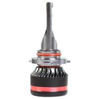 """Фото товара 3 - Автомобильные лампочки HВ3, 45 Вт, 5000К MLux LED """"Red Line"""" (2 шт.)"""