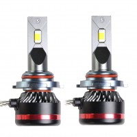 "Фото товара 1 - Автомобильные лампочки HIR2, 45 Вт, 5000К MLux LED ""Red Line"" (2 шт.)"