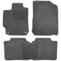 Textile-Pro Коврики в салон для Toyota Camry V50/60 USA '11-17, текстильные, серые (Optimal)