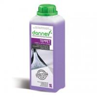 Очиститель ковровых покрытий и мягкой мебели Dannev TEPPET, 1л