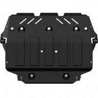 Защита картера двигателя, КПП и радиатора для Mazda 5 '99-05 V-2.0D, МКПП/АКПП (Avtoprystriy)