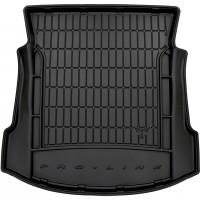 Frogum Коврик в задний багажник для Tesla Model 3 '17- резиновый, черный (Frogum)
