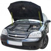 Газовые упоры капота для Chevrolet Lacetti '03-12, 2 шт.
