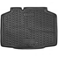 Коврик в багажник для Skoda Kamiq '20-, резиновый (AVTO-Gumm)