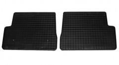Коврики в салон для Mazda 3 '04-09 резиновые, черные (Petex) задние
