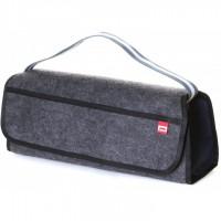Сумка-органайзер в багажник X-LB Grey (Oneredcar)