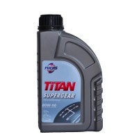Масло трансмиссионное минеральное Fuchs Titan Supergear 80W-90 1 л